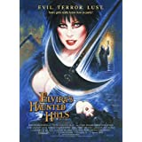Elvira's Haunted Hills Mini Movie Poster