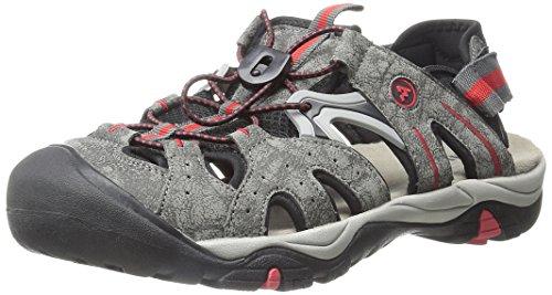 AT-M104-DG_250  Atika Men's sport sandals tesla Rocky trail