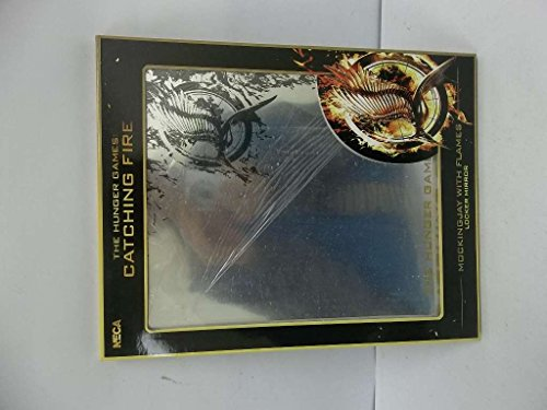 "NECA The Hunger Games: Catching Fire ""Mockingjay with Flames"" Locker Mirror - 1"