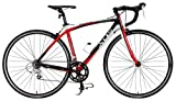 XDS RX200 16-Speed Road Bike, Red