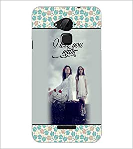 PrintDhaba Quote D-4665 Back Case Cover for COOLPAD NOTE 3 LITE (Multi-Coloured)