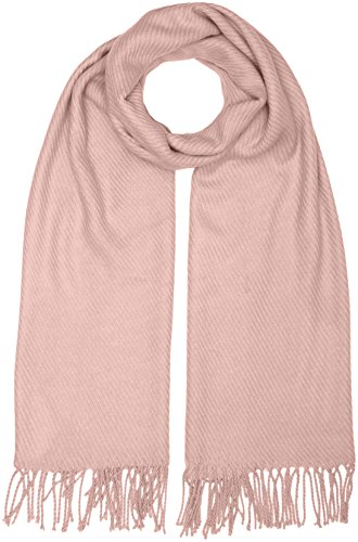 pieces-unisex-schal-kial-long-scarf-noos-rosamisty-rose-one-size