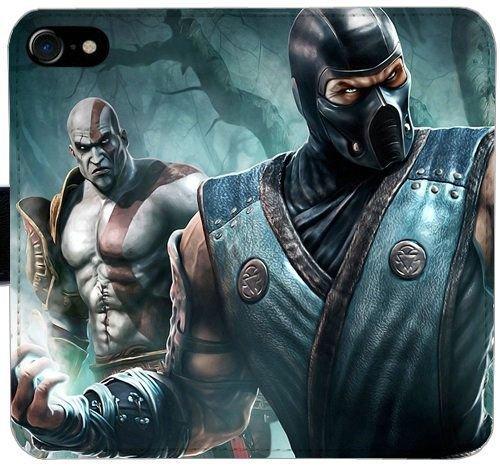 iphone-7-47-inch-cover-case-sub-zero-mortal-kombat-kratos-god-of-war-leather-flip-wallet-case-cover-