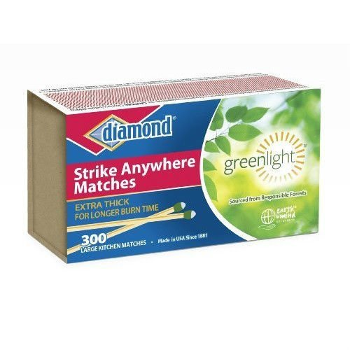 Diamond-GreenLightTM-Kitchen-Matches-3-Pack-300-Matches-per-Pack-x-3-900-Match-Strike-anywhere-12
