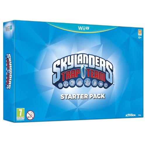 Skylanders Trap Team: Starter Pack  (Wii U)