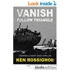 Follow Triangle - Vanish (Marsha & Danny Jones Thrillers)