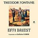 Effi Briest Audiobook by Theodor Fontane Narrated by Karlheinz Gabor