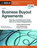 img - for Business Buyout Agreements: Plan Now for Retirement, Death, Divorce or Owner Disagreements by Anthony Mancuso (2013-06-28) book / textbook / text book