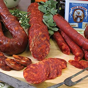 Chorizo Superior - Cantimpalo Style from Quijote