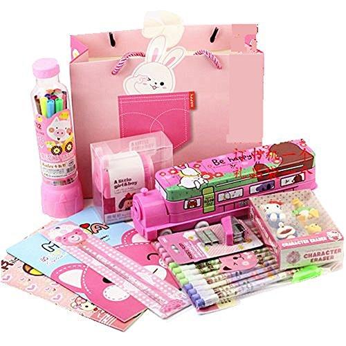 pacco-regalo-bambini-bambino-bambina-scuola-elementare-pastelli-matite-righelli-quaderni-gomme-astuc