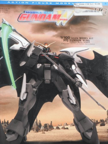 GUNDAM WING ENDLESS WALTZ SERIES: GUNDOM DEATHSCYTHE H. CUSTOM 1/100 Scale Model Kit