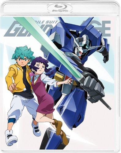 機動戦士ガンダムAGE 第4巻 [Blu-ray] 日本語音声・英語字幕版