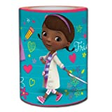 Disney Doc McStuffins Cylinder Flameless Candle