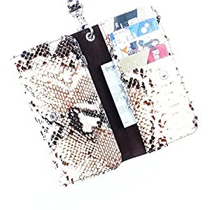 Dooda PU Leather Flip Pouch Case For XOLO Win Q900s