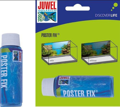 juwel colle pour poster aquarium terrarium poster fix eclairage avant. Black Bedroom Furniture Sets. Home Design Ideas