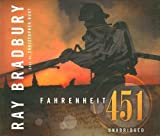 img - for By Ray Bradbury Fahrenheit 451 (Unabridged) [Audio CD] book / textbook / text book