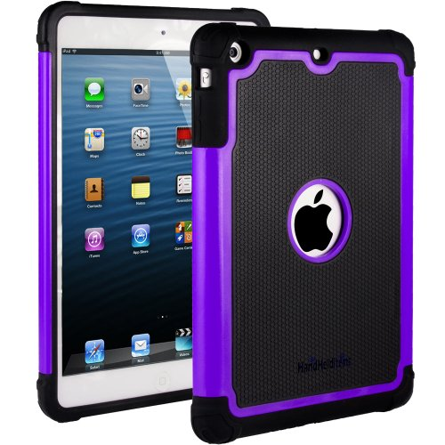 Purchase HHI Aero Armor Case for iPad mini – Purple (Package include a HandHelditems Sketch Stylus Pen)