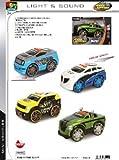 Vehículo Hatchback Luces y Sonidos (varios modelos)