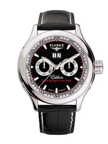 Elysee Herren-Armbanduhr Graf