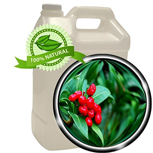 Cranberry Seed Oil - 1 gallon (128 oz) - Virgin, Cold-pressed