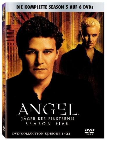 Angel - Jäger der Finsternis: Die komplette Season 5 (6 DVDs)