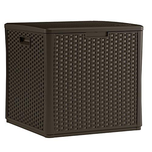 Blow Mold Resin Deck Box