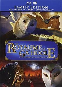 Le Royaume de Ga'Hoole - La légende des gardiens [Family Edition : Combo Blu-ray + DVD + Copie digitale]