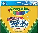 Crayola 12 Ct Washable Markers