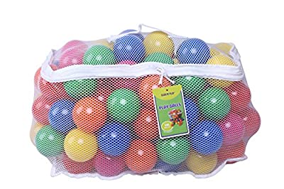 Click N' Play Crush Proof Plastic Pit Balls from Click N' Play