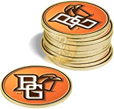 Bowling Green Falcons Golf Ball Markers 4 Pack