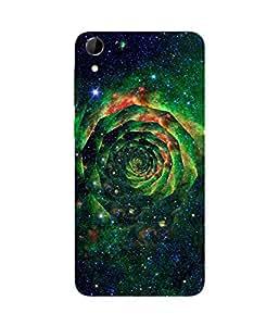 Into The Galaxy HTC Desire 728 Case
