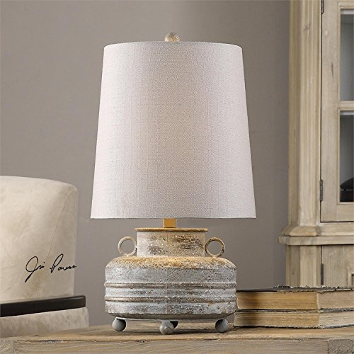 20-magothy-distressed-olive-gray-glaze-textured-metal-table-lamp-with-beige-linen-fabric-shade