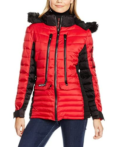 Geographical Norway Chaqueta Técnica Chapria Rojo