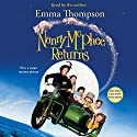 Nanny McPhee Returns (       UNABRIDGED) by Emma Thompson Narrated by Emma Thompson