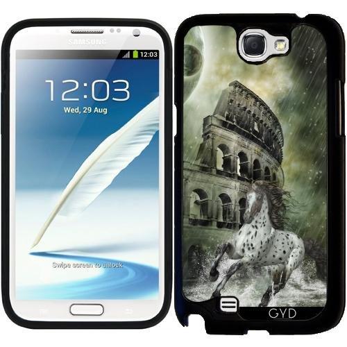 Custodia in silicone per Samsung Galaxy Note 2 (GT-N7100) -