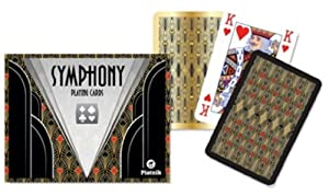 Piatnik Symphony Bridge Playing Cards