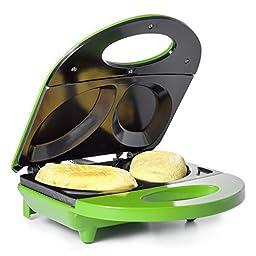 Holstein Housewares HF-09010G Fun Omelet Maker - Green