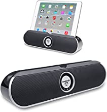 [Support d'accueil]Inateck enceinte bluetooth portable avec support pour ipad Support pour tablette/ smartphones, iPhone, Samsung