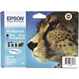 Epson Multipack T0715 - Print Cartridge