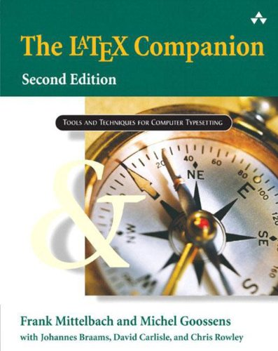 The Latex Companion