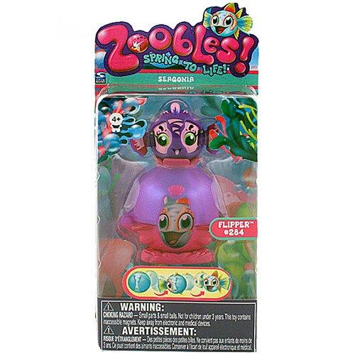 Zoobles ! Seagonia [Flipper # 284] - 1