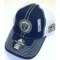MLS Philadelphia Union Slouch Mesh Back Adidas Hat - OSFA