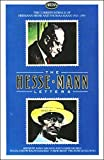 Hesse/Mann Letters: Correspondence, 1910-55 (Arena Books) (009938180X) by Hesse, Hermann