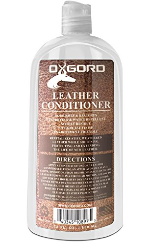 Leather Conditioner Cleaner Protector Restorer Lotion Moisturizer Care Kit Treatment for Car Seat Furniture Shoe Boot Polish Upholstery Jackets Coat Handbags Sofa Purses 22 fl.oz. (Fine Leather Cleaner Conditioner compare prices)