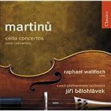 Martinu: Cellokonzerte/ Concertino für Cello