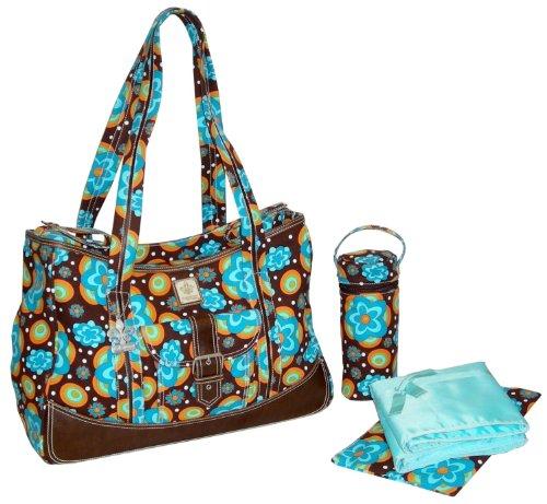 kalencom-fashion-borsa-fasciatoio-flower-power-colore-blu