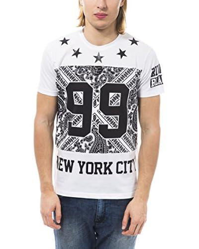 Rivaldi T-Shirt weiß