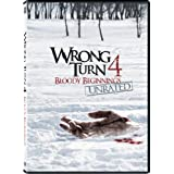 Wrong Turn 4: Bloody Beginnings [DVD] [2011] [Region 1] [US Import] [NTSC]by Dean Armstrong