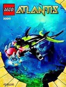 LEGO Atlantis Piranha Set 30041 (Bagged)