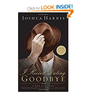 I Kissed Dating Goodbye: Joshua Harris: 9781590521359: Amazon.com